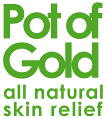 Pot of Gold : all natural skin relief